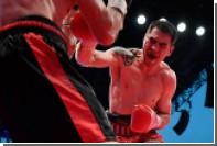 Украинский боксер Каштанов получил российское гражданство