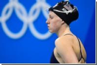 Американская пловчиха рассказала о взаимной неприязни к Ефимовой