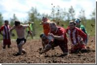 Кержакову предложили возобновить карьеру в болотном футболе
