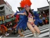 В Бразилии прошел карнавал в эротическом стиле (фото)
