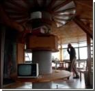 Любитель кино построил себе домик хоббита. ФОТО