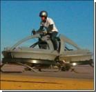 """Воздушный мотоцикл из """"Звездных войн"""" стал реальностью. Фото, видео"""