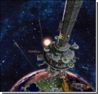Американцы построят космический лифт на Луну. Видео