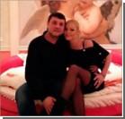 """Волочкова в розовых тапочках любимого прокатилась на его """"Мазерати"""". ФОТО"""