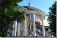 В Твери обрушилось здание Речного вокзала 1938 года