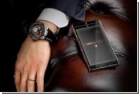 Телефон Lamborghini из «жидкого металла» оценили в 2,5 тысячи долларов