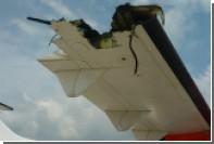 В индонезийском аэропорту столкнулись два пассажирских самолета