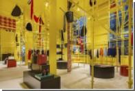 Художник Стерлинг Руби расписал флагманский бутик Calvin Klein