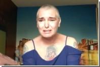 Шинейд О'Коннор вновь рассказала о желании покончить с собой
