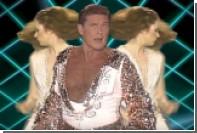 Вышел диско-клип с усатыми актерами «Стражей Галактики 2» в серебряных трико