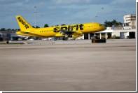 Рейс американского лоукостера задержали из-за голого пассажира в самолете