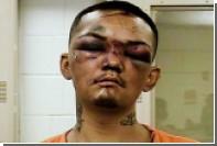 Грабитель в Нью-Мексико напал на футболистов и был избит