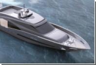 Рассекречен внешний вид яхты знаменитого модельера