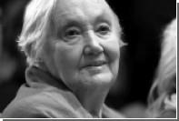 Умерла старейшая актриса МХАТ имени Чехова Кира Головко