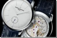 Vacheron Constantin представил часы в стиле 1950-х годов в платиновом корпусе