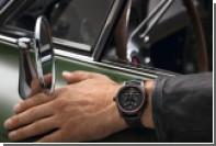 Montblanc показал часы с инновационным турбийоном