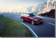 Jaguar F-Pace признали внедорожником года