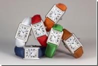 Cartier дополнил часы жизнерадостными ремешками