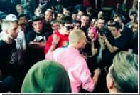 В сети назвали победителя рэп-баттла Оксимирона и Гнойного