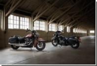 Harley-Davidson отметит 115-летие выпуском новых мотоциклов