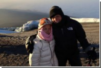 Восьмилетняя американская школьница покорила Килиманджаро