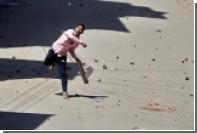 На фестивале метания камней в Индии пострадали более 460 человек