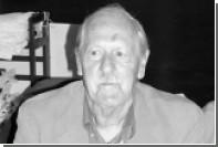 Умер автор «Искусственного разума» писатель Брайан Олдисс