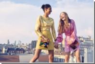 Дизайнеры аксессуаров вывели моделей с сумками на миланские крыши
