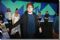 Эд Ширан стал музыкантом года по версии MTV Video Music Awards