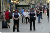 Российская туристка рассказала об обстановке в Барселоне после теракта