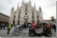 Итальянские достопримечательности огородили заборами после теракта в Барселоне