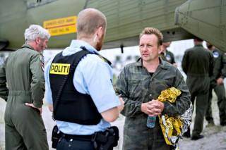 В затонувшей подлодке датского изобретателя не нашли тела пропавшей журналистки