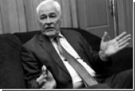 Умер посол России в Судане Миргаяс Ширинский