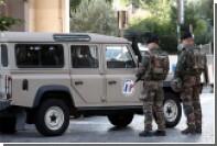 Наезд машины на французских военных назвали спланированным актом