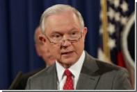Генпрокурор США рассказал о небезграничной свободе слова