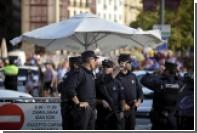 Полиция установила личность барселонского террориста