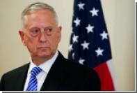 Глава Пентагона пригрозил КНДР «гибелью режима и уничтожением народа»