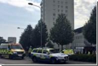 Перепутавшая педали пенсионерка въехала на машине в толпу в Стокгольме