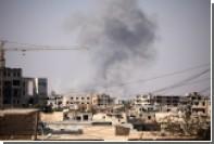 Коалиция США нанесла удар фосфорными бомбами по больнице в Ракке