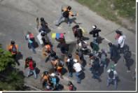 Посольство Испании в Венесуэле забросали «коктейлями Молотова»