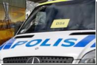 В результате стрельбы в Стокгольме погиб человек