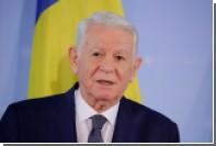 Глава МИД Румынии обвинил Рогозина в политической провокации