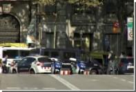 Число жертв наезда на пешеходов в Испании возросло до 13