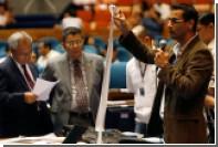 Организатор выборов в УчредительноесобраниеВенесуэлы обвинил власти во лжи