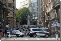 Барселонский террорист скрылся на машине убитого им водителя