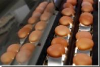 Отравленные яйца из Европы попали в 15 стран мира