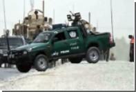 В Афганистане подвергся нападению конвой НАТО