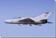 В Сирии сбит МиГ-21 ВВС страны