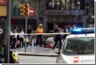 В Испании задержан третий подозреваемый в причастности к теракту в Барселоне