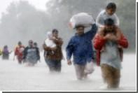 Власти Техаса предупредили жителей о возможной утечке химикатов из-за урагана